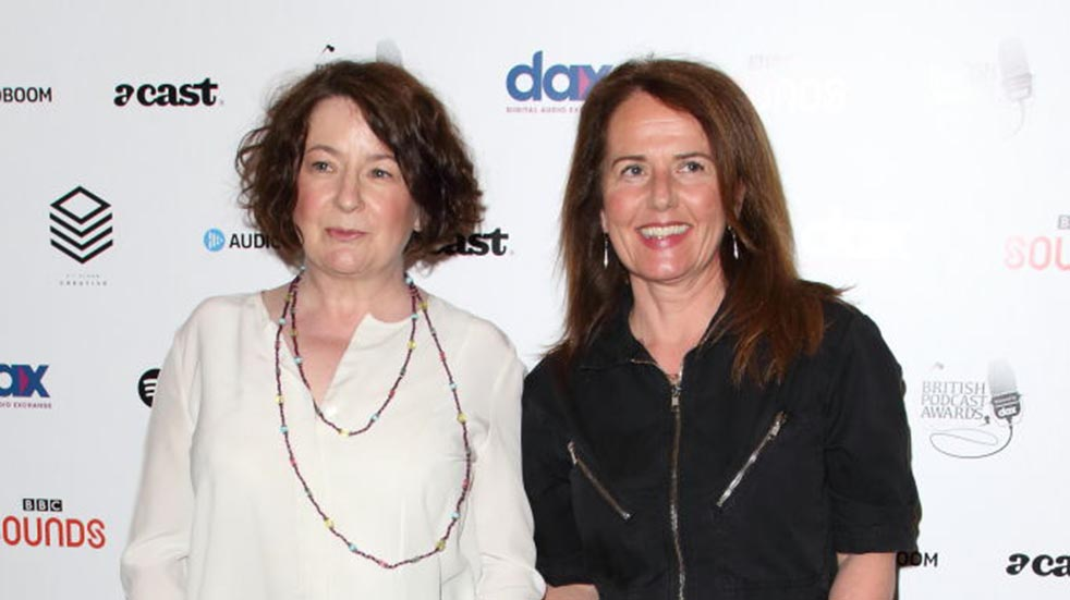 Best summer podcasts Jane Garvey and Fi Glover